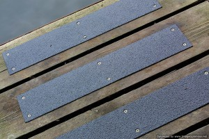 TreadSafe® Decking & Cleats Stainless Steel