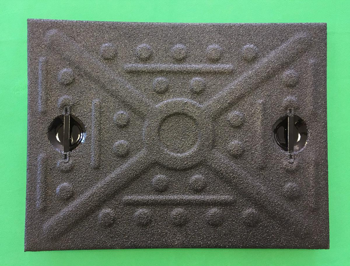 Coated Drain Cover