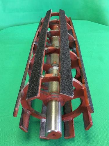 Coated Conveyor Roller