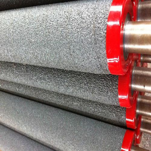 Coated Textile Roller