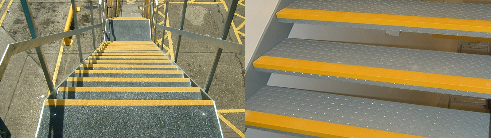 TreadSafe® GRP Ladder Rung Covers