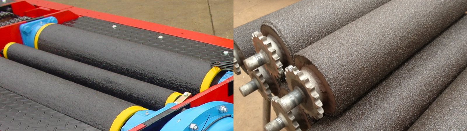 Brake Tester Rollers